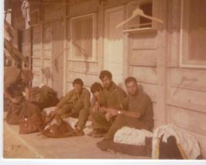 ראס סודר פליטים אחרי הטביעה של 863