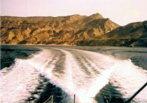 Wadi Hushasha , Tiran Island 1977